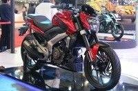 Новые мотоциклы Bajaj Pulsar CS400/SS400 2014