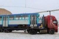 Донецк начал закупать подержанный электротранспорт
