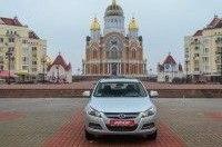 InfoCar.ua протестировал бюджетный седан JAC J5