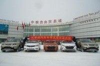 BYD проверила надежность нового гибрида Qin в экстремальных условиях