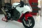 Обновленный мотоцикл Hyosung GT250R 2014