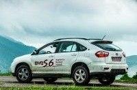 Кроссоверы BYD S6 доставят гуманитарную помощь на северные границы Украины