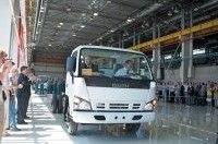 На УАЗе началось производство легких грузовиков Isuzu