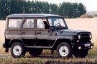 УАЗ прекратит производство внедорожников Hunter