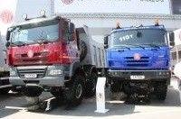 Tatra выводит на рынок новые вездеходы