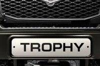 UAZ представил эксклюзивную спецверсию Trophy
