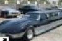 Лимузин Chevrolet Corvette выставлен на аукцион
