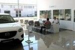Днепропетровск: открытие нового концептуального автосалона Mazda «Авто-Импульс» на Винокурова