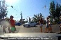 ДТП в Одессе: в результате столкновения скутера и авто - двое тяжело травмированы