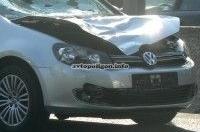 ДТП под Киевом: на Одесской трассе Volkswagen Golf сбил насмерть пешехода-нарушителя