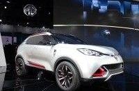 Появились первые фото MG CS SUV!