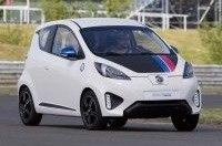 Протестирован первый электромобиль от MG!