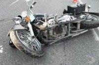 ДТП в Черновцах: в столкновении мотоцикла Yamaha с Ford Scorpio пострадал байкер