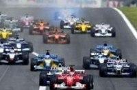Ferrari начала европейскую серию с дубля