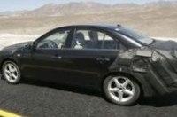 """Рестайлинговую Hyundai Sonata """"поймали"""" на тестах"""