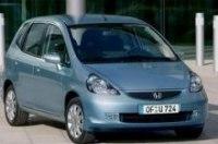 Honda Jazz признали любимым автомобилем англичан