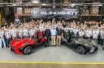 Компания Polaris запустила производство спорт-трайка Polaris Slingshot