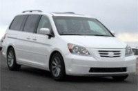 Появились шпионские снимки обновленной Honda Odyssey