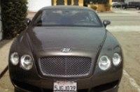 Bentley замаскировали под Hyundai