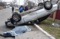 ДТП в Днепродзержинске: Volkswagen Passat врезался в столб - погиб сотрудник прокуратуры