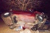 ДТП в харьковской области: ВАЗ-21099 врезался в забор дома - погиб водитель