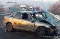 ДТП в харьковской области: в столкновении трех машин пострадали трое