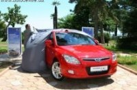 В Алуште презентовали Hyundai i30