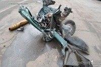 ДТП в Кривом Роге: Mercedes Sprinter разорвал на части ВАЗ - погибла женщина