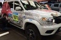 УАЗ впервые едет на «Дакар»