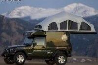 Jeep Wrangler стал домом «на колесах»