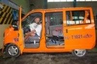 Chery представила свой первый переднеприводный микроавтобус S-22