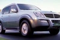 В России началось производство SsangYong Rexton II