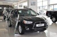 «НИКО Центр Киев» предлагает выгодные кредиты в гривне на Mitsubishi
