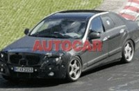 В интернет попали шпионские фото нового Mercedes E-класса