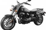 В Индии показали Benelli/Keeway Blackster 250