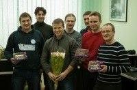 InfoCar.ua поздравляет читательниц с 8 марта!