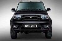 Новый УАЗ Патриот - внедорожник с супер способностями!