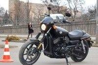 В Украине официально дебютировал Harley-Davidson Street 750