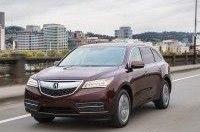 В Канаде стартуют продажи Acura MDX 2016 модельного года