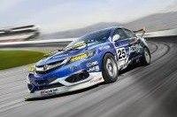Самый маленький седан Acura приспособили к длинным гонкам