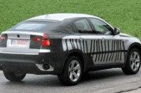 Впервые шпионы сфотографировали готовую заднюю часть BMW X6