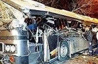 Разбившийся в Крыму автобус имел поддельные документы