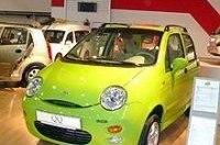 В Китае за первое полугодие продано более 200 000 автомобилей Chery