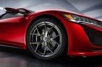 Суперкар NSX успешно дебютирует в Super GT