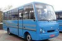 Автобусы ЗАЗ I-Van начали выпускать в Мелитополе