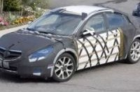 Появились новые шпионские фото Mazda6