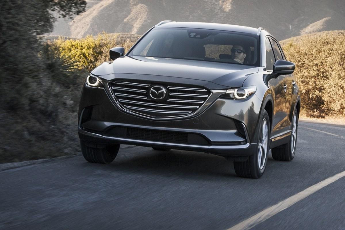 Тест-драйв Mazda CX-9: Mazda CX-9 - ошибки исправлены