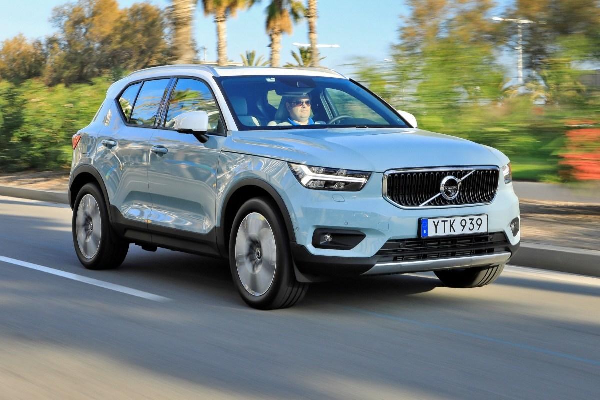 Тест-драйв Вольво XC40: Volvo ХС40 - молодость и радость