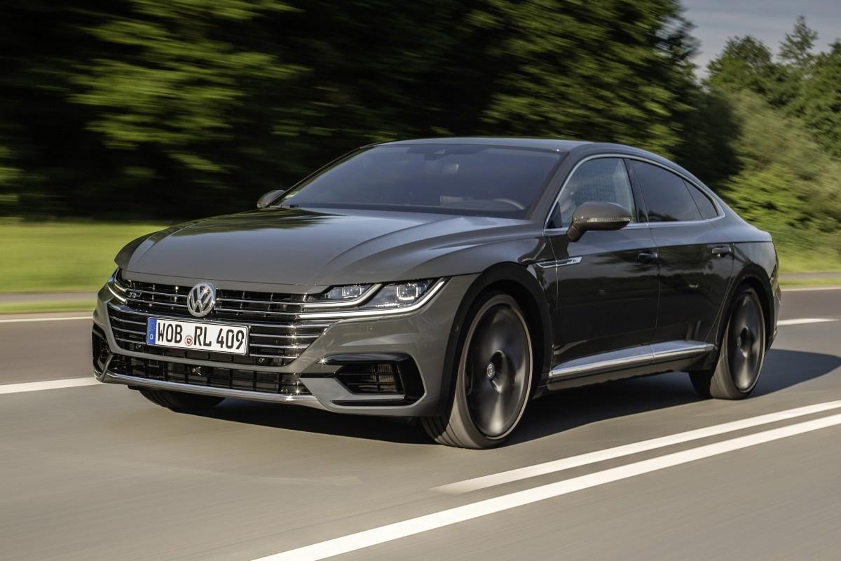 Тест-драйв Volkswagen Arteon: VW Arteon - искусство качества
