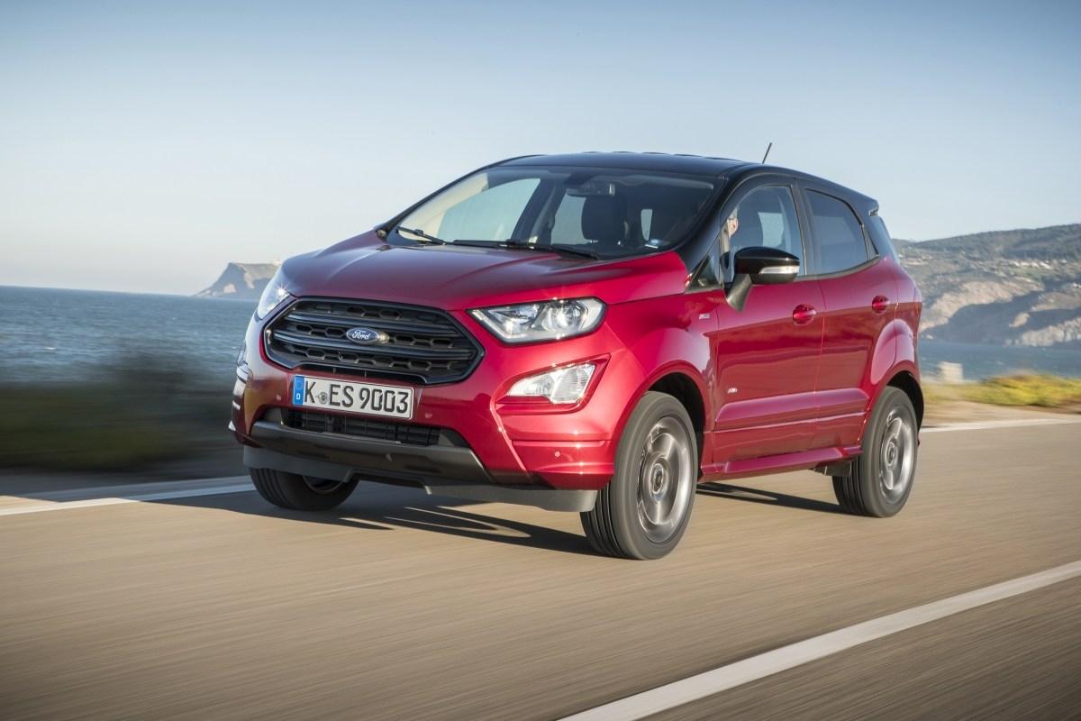 Тест-драйв Форд ЭкоСпорт: Ford EcoSport. Урбанизация